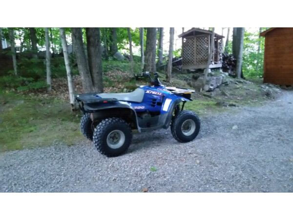 Used 1997 Polaris 300 Express