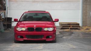 BMW 330CI 2004 Mpackage 160 000kilo