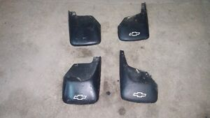 Chevy 4x4 Mud Guards