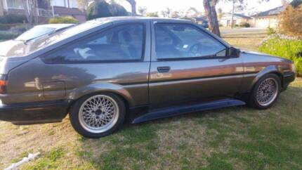 WTS THIS WEEKEND Toyota Sprinter AE86 Sale or Swap Narellan Camden Area Preview