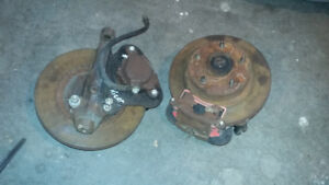 1955 1956 1957 Chevy Front Disc Brakes