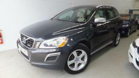 Volvo XC60 2.4D D5 AWD ( 215bhp ) Geartronic 2013MY R-Design
