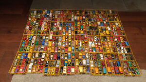 Vintage hot wheels, matchbox and more
