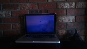 """MacBook Pro 13"""" from 2009 , great shape , Works perfectly"""