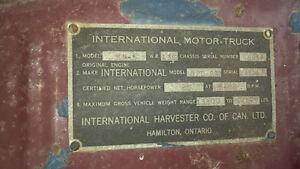 1948 IH KB5 *reduced price* Moose Jaw Regina Area image 4