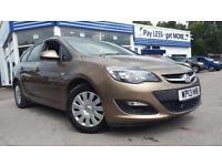 Vauxhall Astra EXCLUSIV 1.6 AUTO ESTATE