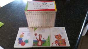 Baby Einstein DVD collection 15 + 3