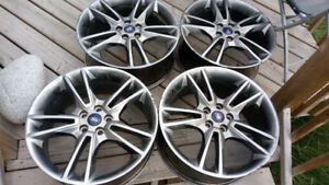 """CHEAPEST PRICE! OEM 2013 and UP FORD FUSION 19"""" ALUMINUM RIMS"""