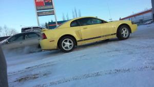 2002 Mustang V6