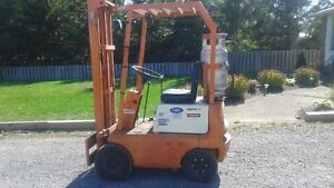 TOYOTA FORKLIFT COMPACT