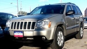 2008 Jeep Grand Cherokee Laredo, DIESEL, LEATHER, North Ed. *EVE