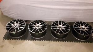 18 inch Rims For Sale 5x100