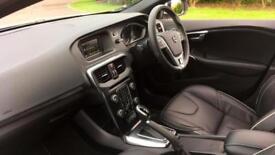 2017 Volvo V40 T3 (152) R DESIGN 5dr Geartron Automatic Petrol Hatchback