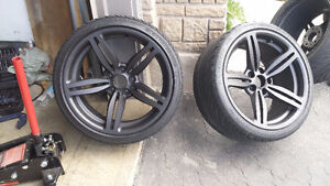"""19"""" Staggered M6 Reps"""