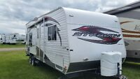 2013 Forest River Stealth 2410 - TOY HAULER