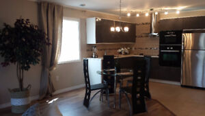Brand New Furnished Two Bedroom Suite
