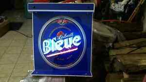 Labatt Blue neon light 15x18