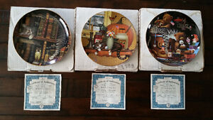 The Bradford Exchange Plate Collection