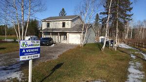 Maison à vendre:  Fermette avec maison à étage