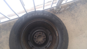 Goodyear 215/70r15 only used for 1 year
