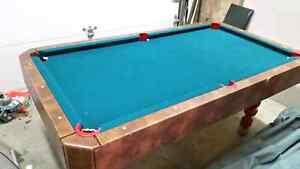 Table de billard/pool table Gatineau Ottawa / Gatineau Area image 2