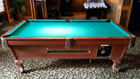 GLOBAL 3 1/2x7' POOL TABLE Winnipeg Manitoba Preview