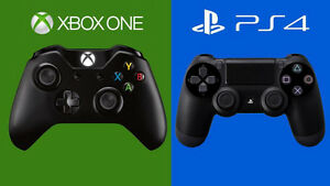 We Buy Controllers PS4/PS3/XBOX 360/XBOX ONE