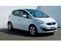 2014 Kia Venga 1.6 3 5dr Auto [Sat Nav] Hatchback petrol Automatic