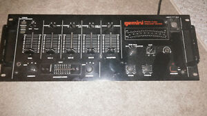 Gemini DJ Mixer  For Sale