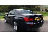 2014 BMW 7-Series 730d M Sport Exclusive Automatic Diesel Saloon