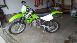 2003 Kawasaki KDX220 - Excellent Condition