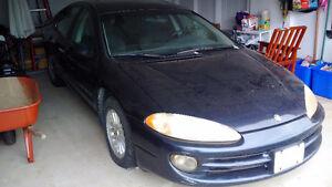 2001 Dodge Intrepid ES Sedan