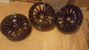"16"" Rims black  Brand new"