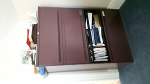 Beautiful 4 drawer lateral filing cabinet