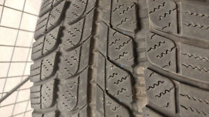 225 40 R18 4 winter tires they are in great condition Gatineau Ottawa / Gatineau Area image 2