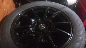 17 inch rimes and tires