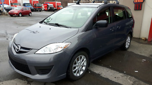 2010 Mazda5, Manual 5speeds, 190K, Fully loaded! Ready to drive!