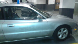 1993 Mazda MX-6 LS Coupe (2 door)