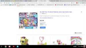 my little pony and LPS