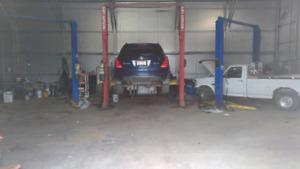 Auto repair and collision. LOW SHOP RATES!