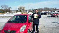 PASS ROAD TEST WITH INSTRUCTOR OF THE INSTRUCTORS