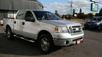 2008 Ford F-150 XLT TRITON Certified 4x4! Reverse camera! Kitchener / Waterloo Kitchener Area Preview