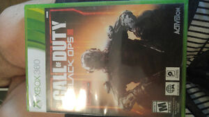 20 obo. Call of duty black ops new in sealed box.
