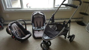 Baby travel system(graco )