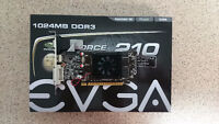 Evga Geforce 210