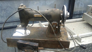 antique White sewing machine RARE model