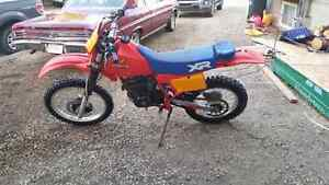 84 xr350r sell or trade