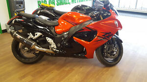 2008 SUZUKI HAYABUSA IN MINT CONDITION