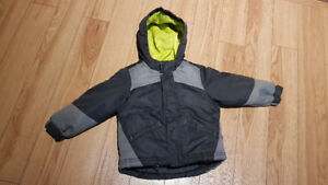 Snow winter jacket, pants, lotions, toys. Various Prices