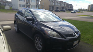 2007 Mazda CX-7. Needs engine or repair.